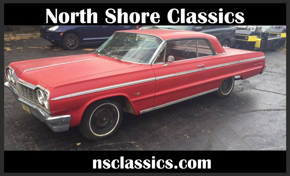 Used 1964 Chevrolet Impala -TRUE SS SURVIVOR- | Mundelein, IL