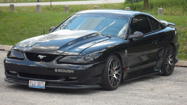 Used 1998 Ford Mustang Gt Roush Edition Supercharged Nos See Video Mundelein