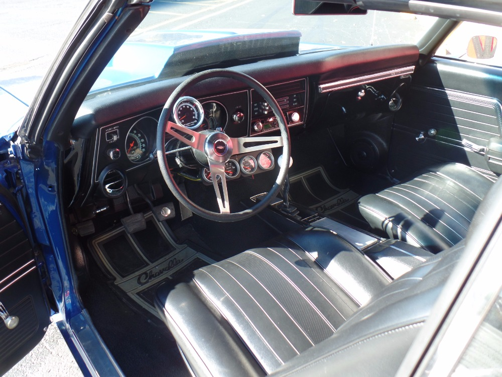Used 1969 Chevrolet Chevelle -CONVERTIBLE-502 ENGINE-AWESOME PAINT-BUILT TOP NOTCH-SEE VIDEO   Mundelein, IL
