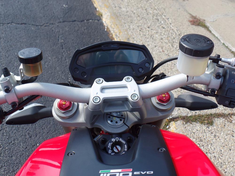 Used 2012 Ducati M100 -EVO- MONSTER- 6200 MILES | Mundelein, IL