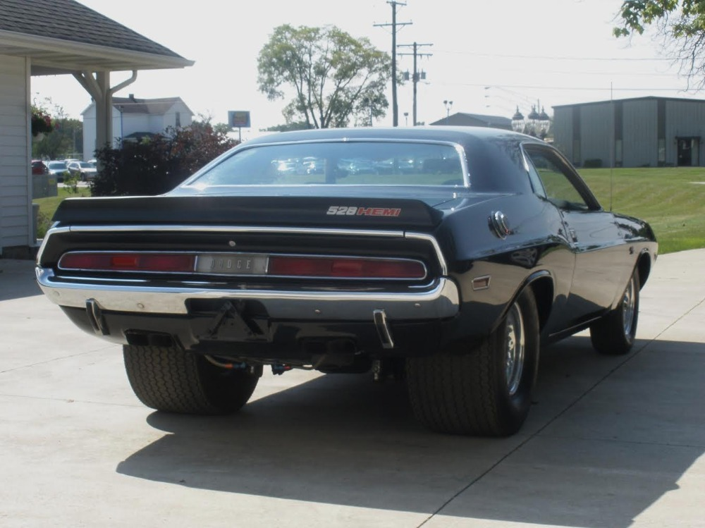Used 1970 Dodge Challenger -PURE SINISTER APPEAL-MOPOWER- | Mundelein, IL