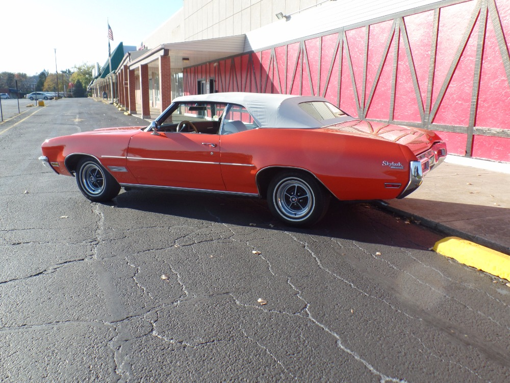 Used 1971 Buick Skylark -CONVERTIBLE- NUMBERS MATCHING- HUGGER ORANGE- SEE VIDEO | Mundelein, IL