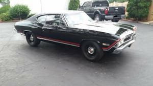 Used 1968 Chevrolet Chevelle -3 OWNERS- DOCUMENTED- NUMBERS MATCHING | Mundelein, IL