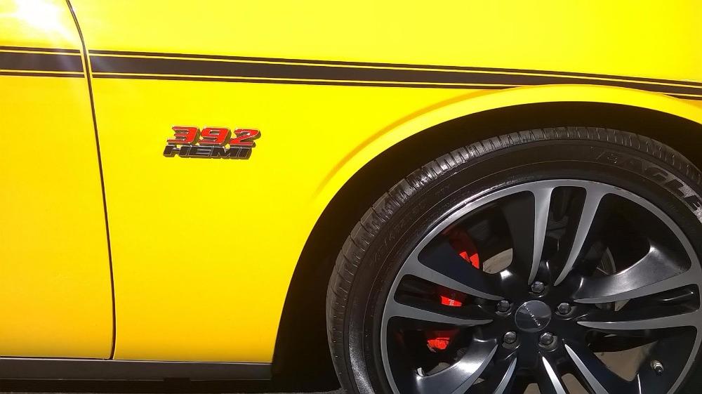 Used 2012 Dodge Challenger YELLOW JACKET LIMITED EDITION-SCAT PAK - 6.4L V8 HEMI ENGINE-470HP | Mundelein, IL