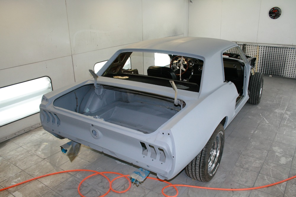 1968 Ford Mustang Fully Restored Mint Condition Legend