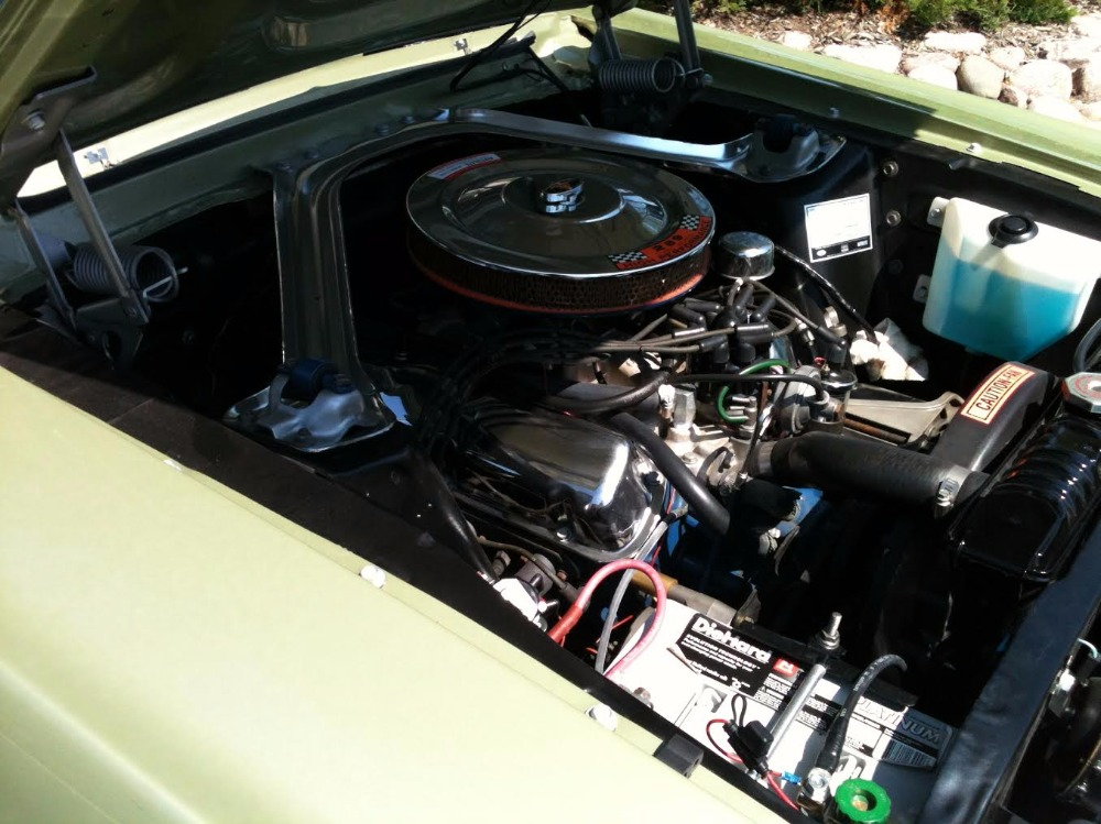 Used 1968 Ford Mustang -FULLY RESTORED MINT CONDITION-LEGEND LIME -NUMBERS MATCHING -   Mundelein, IL