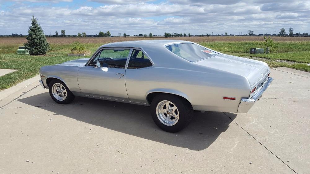 Used 1970 Chevrolet Nova SUPERSPORT CLONE-BIG BLOCK 502 ENGINE-VERY POWERFUL & CLEAN   Mundelein, IL