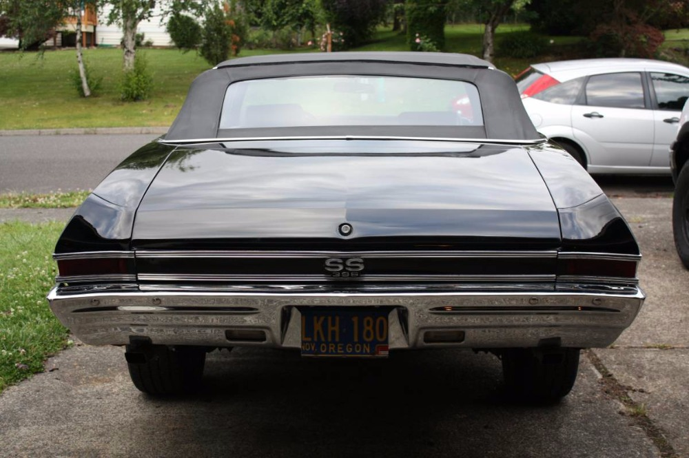 Used 1968 Chevrolet Chevelle TRUE SUPER SPORT- SS-CONVERTIBLE-2 OWNERS- | Mundelein, IL