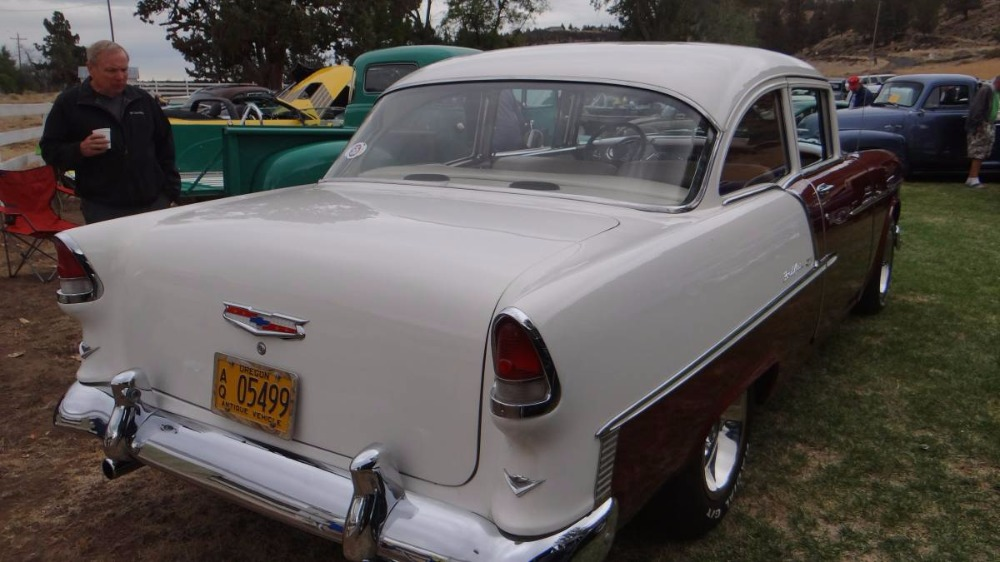 Used 1955 Chevrolet Bel Air - DRIVERS WANTED - SWEET CRUISER- | Mundelein, IL