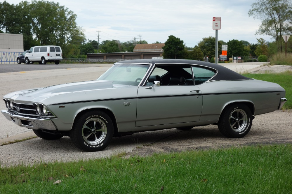 Used 1969 Chevrolet Chevelle RESTORED CONDITION- SUPERSPORT- SS502- BIG BLOCK - SEE VIDEO | Mundelein, IL