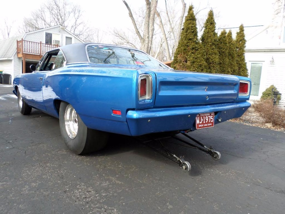 1969 Plymouth Road Runner -PRO STREET - NEW 600 HEMI- SEE VIDEO ...