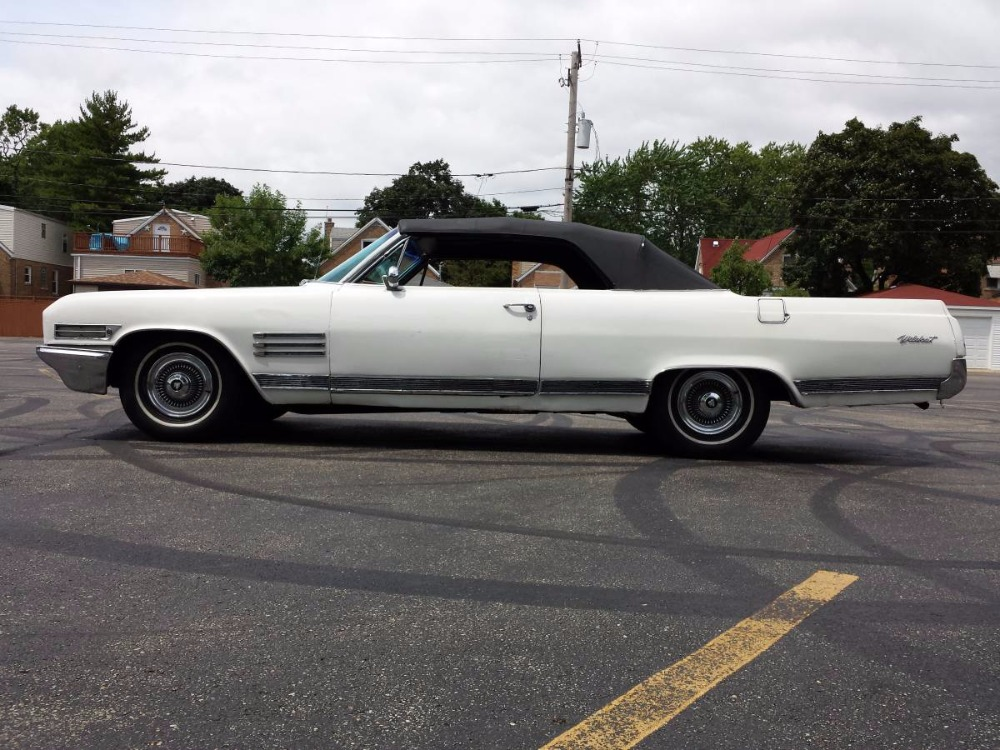 Used 1964 Buick Wildcat -CONVERTIBLE- NUMBERS MATCHING- ONE OWNER- SEE VIDEO | Mundelein, IL