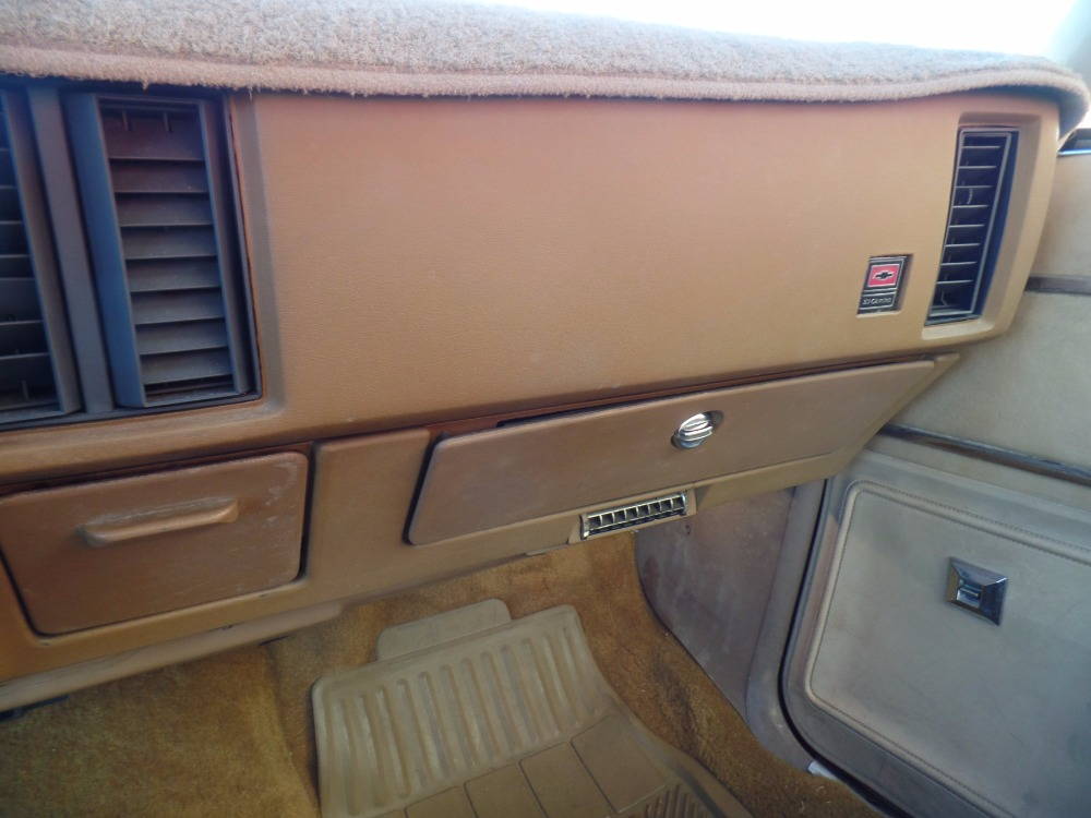 Used 1977 Chevrolet El Camino CLASSIC- EXTRA TRIM PACKAGE- SEE VIDEO | Mundelein, IL