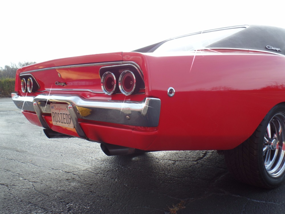 Used 1968 Dodge Charger -CALIFORNIA CAR-CLEAN SOLID MOPAR-SEE VIDEO | Mundelein, IL