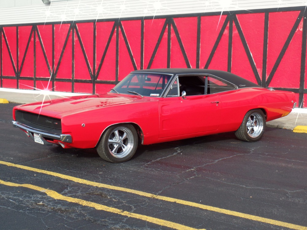 1968 Dodge Charger -CALIFORNIA CAR-CLEAN SOLID MOPAR-SEE VIDEO Stock ...