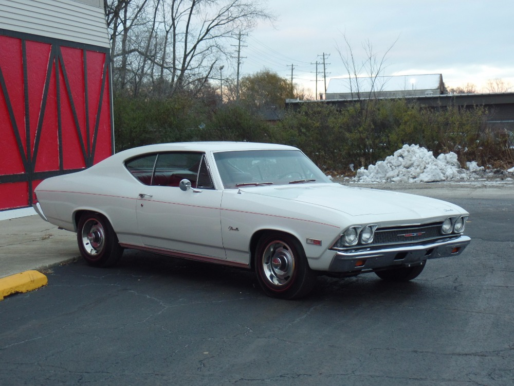 Used 1968 Chevrolet Chevelle 300 Deluxe-Frame Off Restoration-Big Block 454- SEE VIDEO | Mundelein, IL