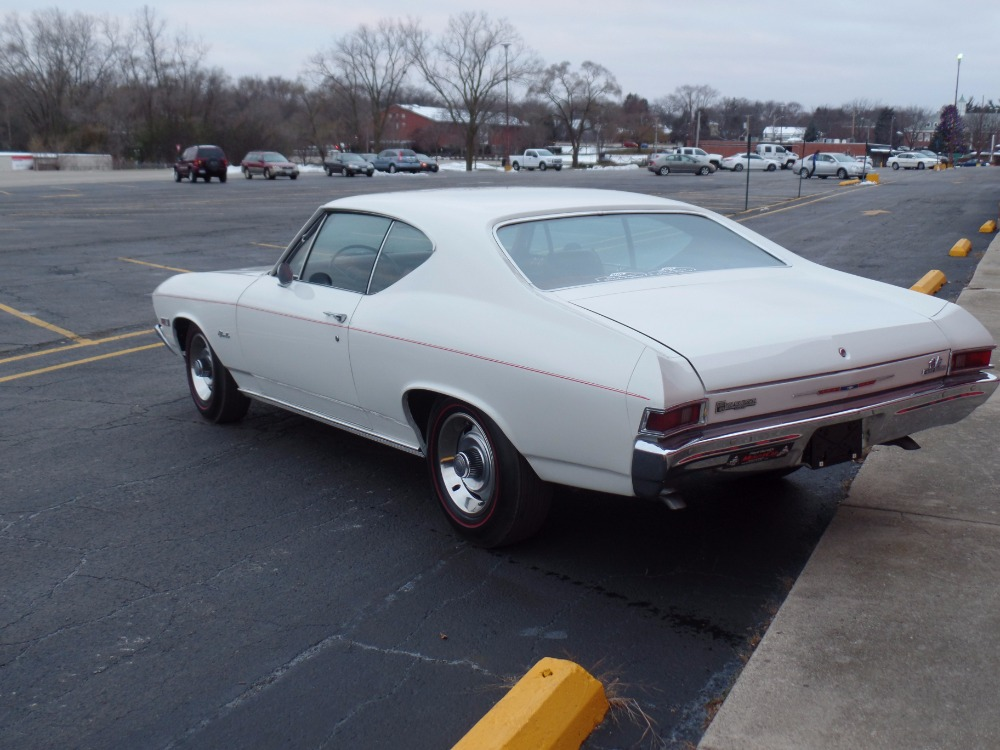 1968 Chevrolet Chevelle 300 Deluxe-Frame Off Restoration-Big Block ...