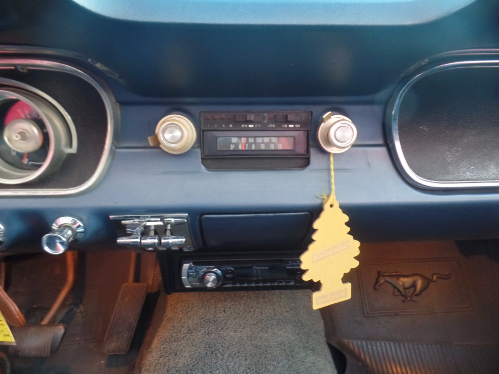 Used 1965 Ford Mustang -CONVERTIBLE -SWEET RIDE- NUMBERS MATCHING-SURVIVOR-GREAT PRICE- SEE VIDEO | Mundelein, IL