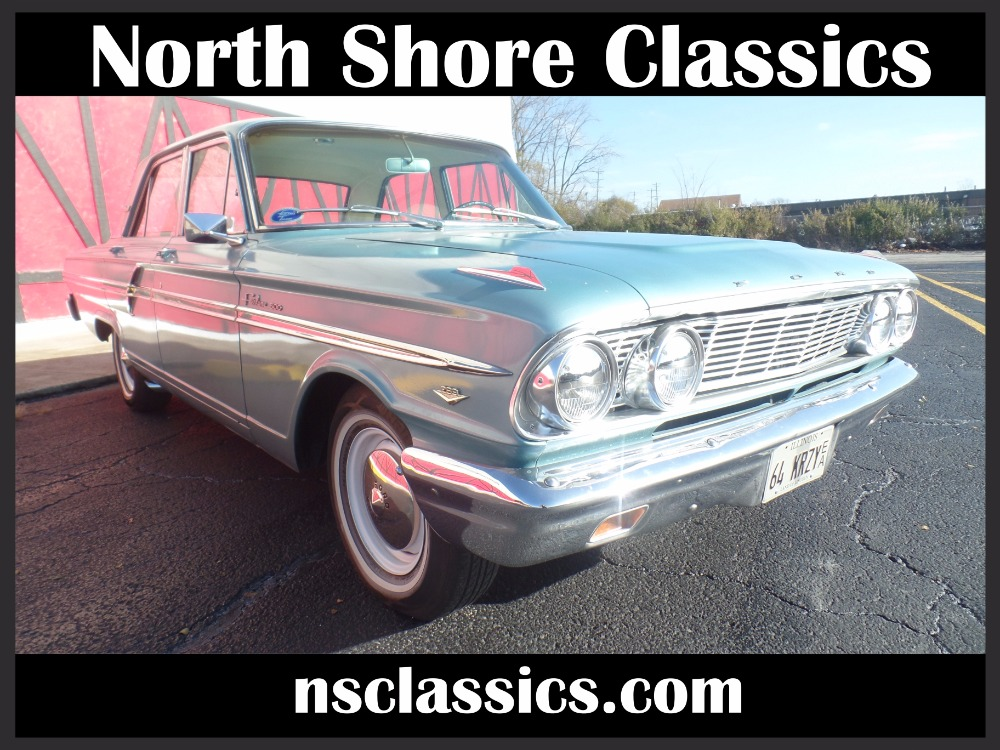 1964 Ford Fairlane -BLAST FROM THE PAST-SEE VIDEO Stock # 64302ILKF