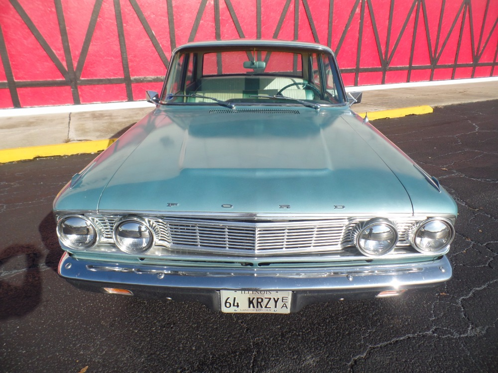 1964 Ford Fairlane -BLAST FROM THE PAST-SEE VIDEO Stock