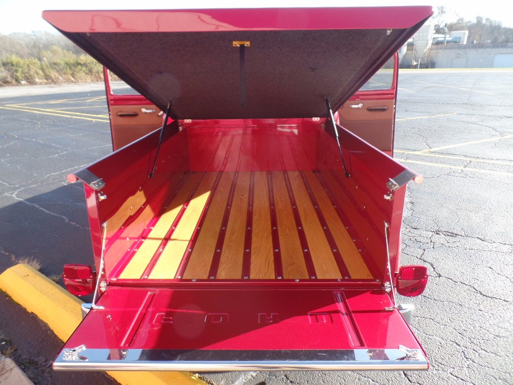 Ford Dealer Locator >> 1953 Ford Pickup F100-SWEET INFERNO RED PICKUP WITH CUSTOM ...