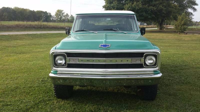 Used 1970 Chevrolet Blazer -K5-CST- CONVERTIBLE- NEW LOW PRICE | Mundelein, IL