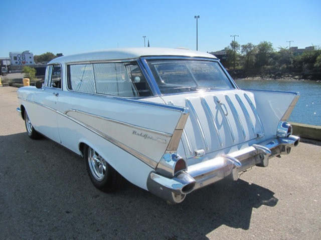 Used 1957 Chevrolet Nomad CALIFORNIA CAR-GREAT DRIVER QUALITY-AT A GREAT PRICE- | Mundelein, IL