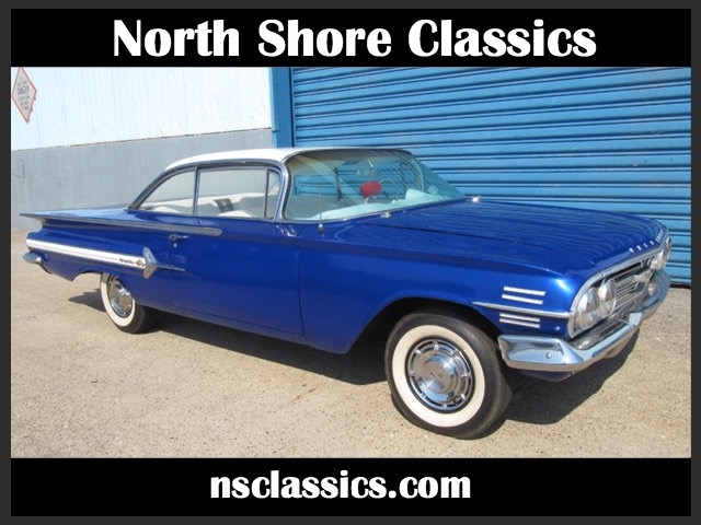Used 1960 Chevrolet Impala -BUBBLETOP-BIG BOCK 454 WITH 4 SPEED- | Mundelein, IL
