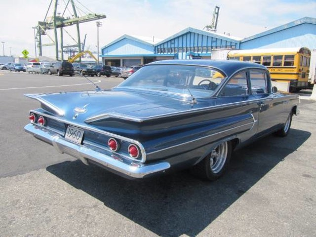 Used 1960 Chevrolet Bel Air -4 SPEED-NICE-CLEAN-RARE- | Mundelein, IL