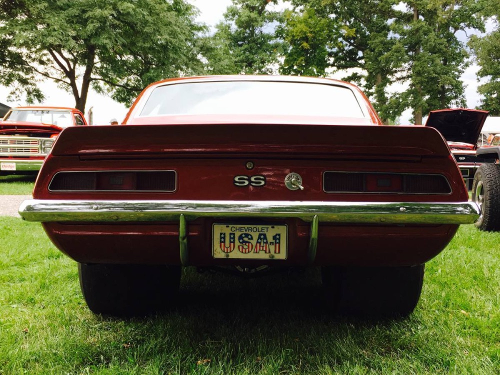 Used 1969 Chevrolet Camaro SUPERCHARGED-BIG BLOCK-STREET LEGAL-SUPER FAST- SEE VIDEO   Mundelein, IL
