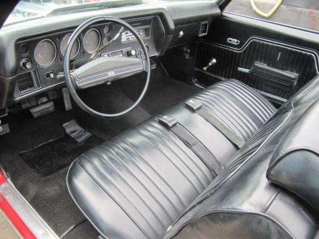 Used 1972 Chevrolet Chevelle SS-GREAT RELIABLE CRUISER- | Mundelein, IL