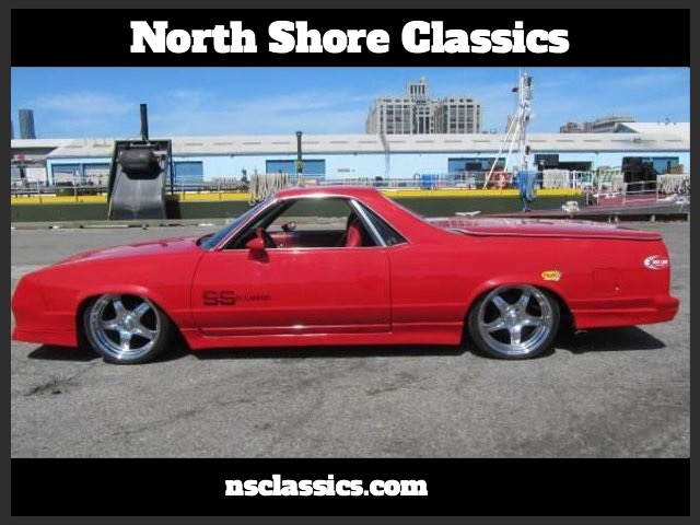 Used 1978 Chevrolet El Camino SS-SHOW CAR-CLEAN-LOWERED AND CUSTOM RIDE-SUPER NICE- | Mundelein, IL