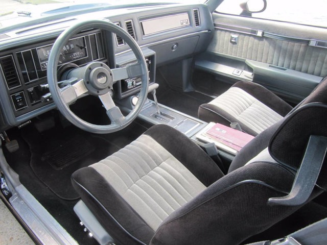 Used 1987 Buick Grand National CLEAN CARFAX- ORIGINAL MILES ONLY 29,700-SUPER CLEAN GN-   Mundelein, IL