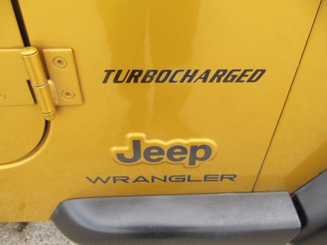 Used 2003 Jeep Wrangler  RUBICON LOOK TURBO CHARGED CLEAN CONDITION RELIABLE