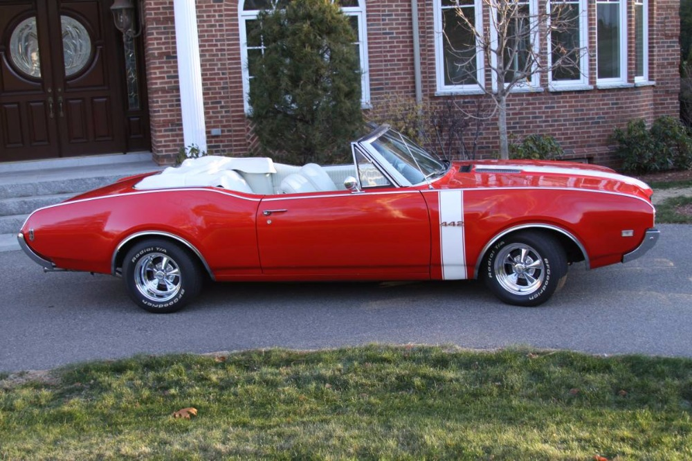 Used 1968 Oldsmobile Cutlass -442 SPECS- BIG BLOCK CONVERTIBLE-NEW LOW PRICE- SEE VIDEO | Mundelein, IL