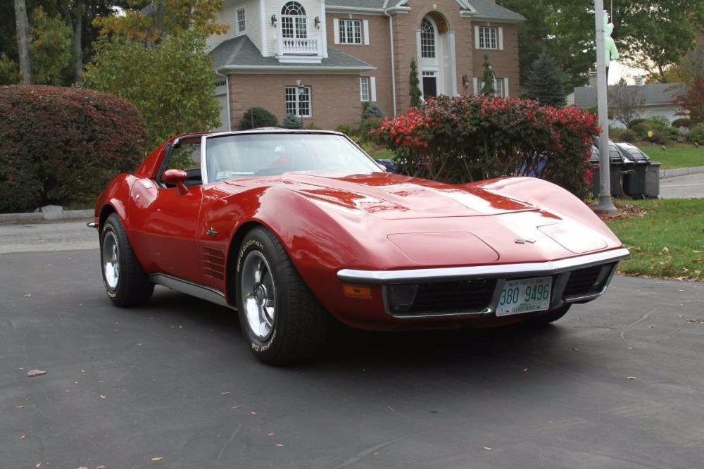 Used 1971 Chevrolet Corvette -STINGRAY- T-TOPS-SEE VIDEO | Mundelein, IL
