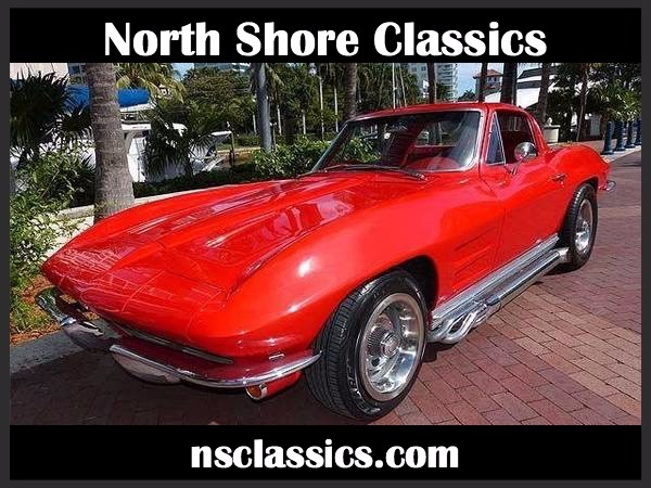 Used 1964 Chevrolet Corvette -FULL RESTORATION CONDITION- SEE VIDEO | Mundelein, IL