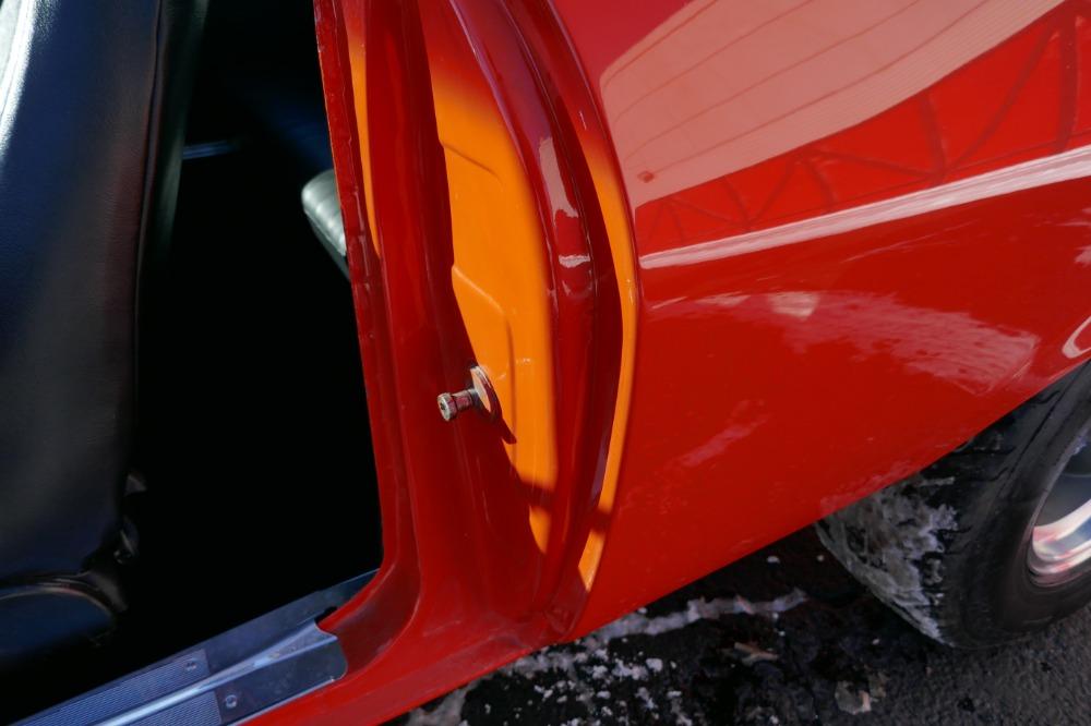 Used 1969 Chevrolet Nova -BIG BLOCK 496 Hurst 4 Speed-NEW HUGGER ORANGE PAINT-SEE VIDEO | Mundelein, IL