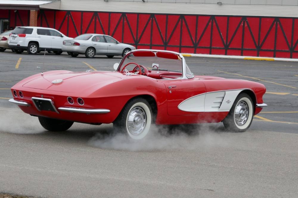 Used 1961 Chevrolet Corvette -CONVERTIBLE -NUMBERS MATCHING - SEE VIDEO- | Mundelein, IL