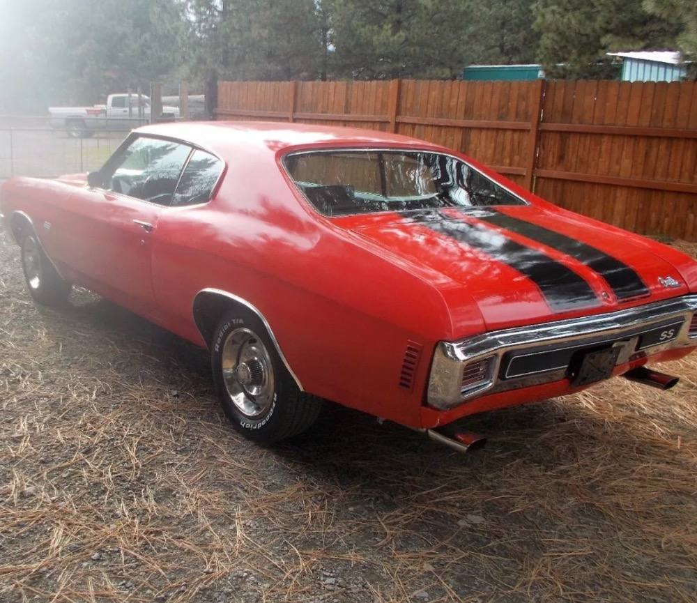 Used 1970 Chevrolet Chevelle SS Clone-BIG BLOCK 454-Very Reliable | Mundelein, IL