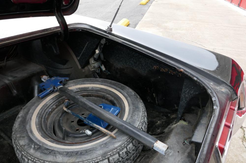 Used 1967 Pontiac Lemans GTO CONVERTIBLE-TIME CAPSULE/SURVIVOR-SOLID ARIZONA DESERT-SEE VIDEO | Mundelein, IL
