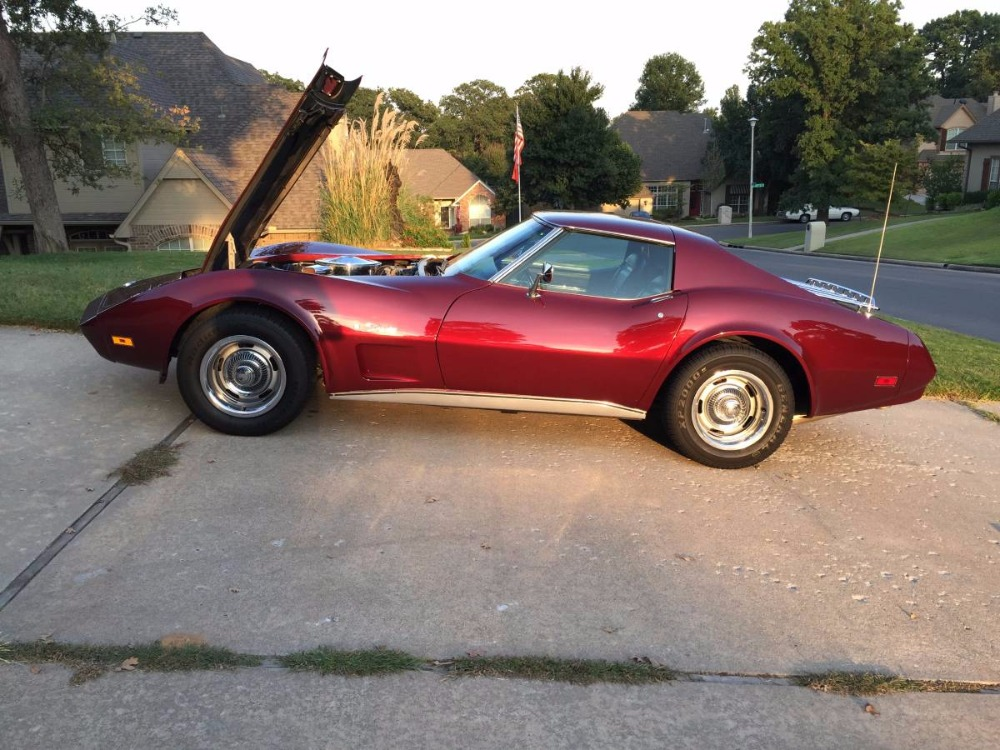 Used 1974 Chevrolet Corvette -STINGRAY-454 BIG BLOCK -WITH T-TOPS | Mundelein, IL