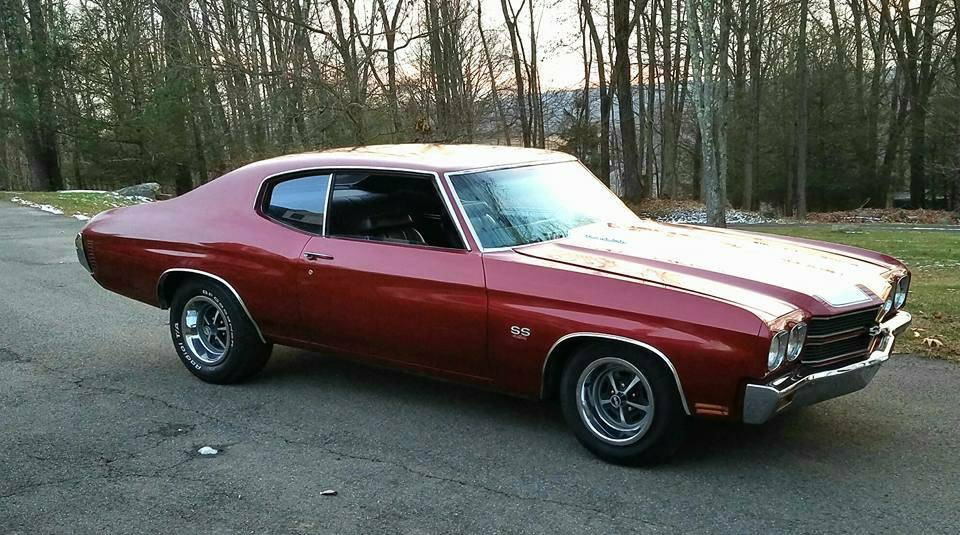 Used 1970 Chevrolet Chevelle -SS454-SUPER SPORT TRIBUTE-BIG BLOCK-SOLID MUSCLE CAR- | Mundelein, IL