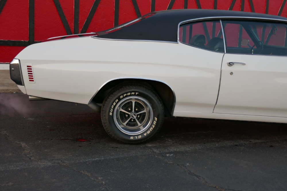 1970 Chevrolet Chevelle Ss454 Super Sport Factory Owners