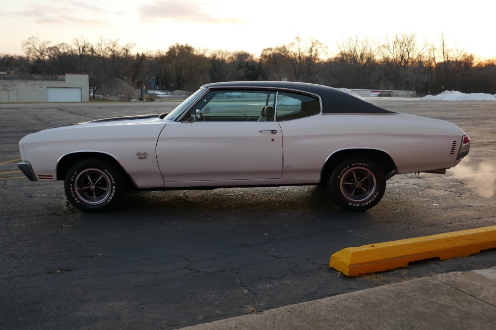 Used 1970 Chevrolet Chevelle -SS454-SUPER SPORT-FACTORY OWNERS MANUAL-SEE VIDEO | Mundelein, IL