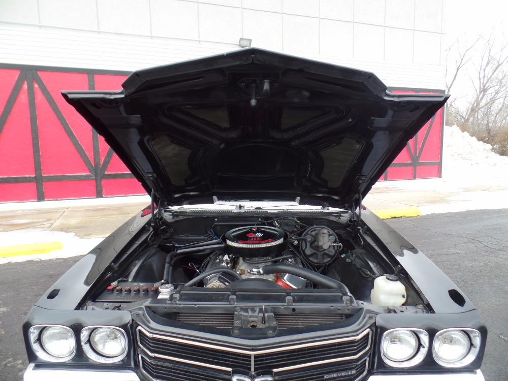 Used 1970 Chevrolet Chevelle -SUPER SPORT BIG BLOCK SS396-LASER STRAIGHT PAINT- SEE VIDEO | Mundelein, IL