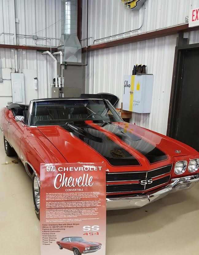 Used 1970 Chevrolet Chevelle SS-PRICE REDUCED - LS5-CONVERTIBLE- | Mundelein, IL