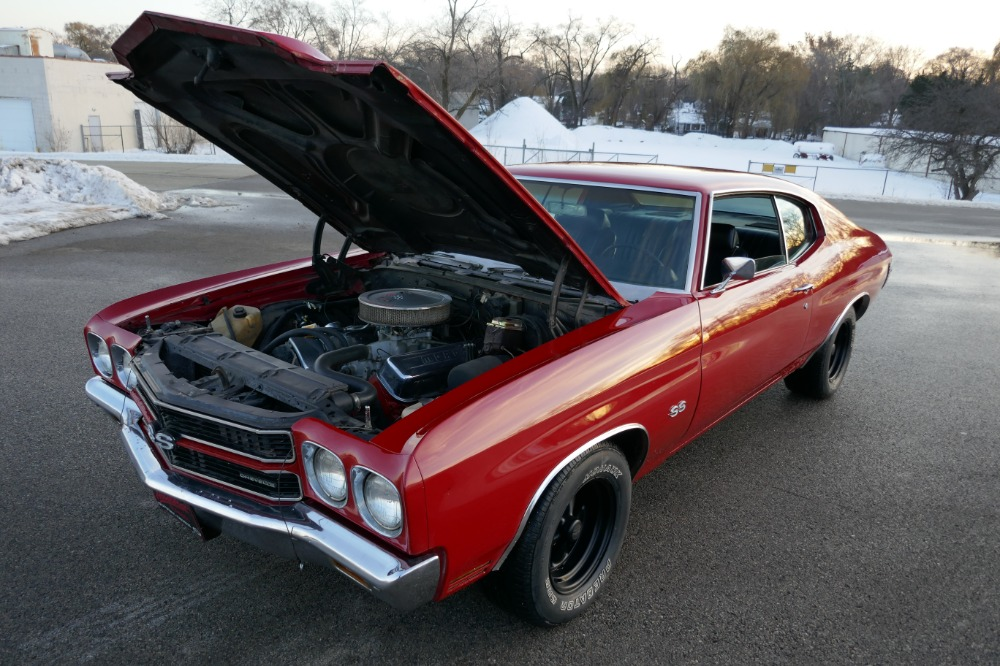Used 1970 Chevrolet Chevelle -SS TRIBUTE-454 ENGINE-12 BOLT REAR END-AFFORDABLE DRIVER QUALITY-SEE VIDEO | Mundelein, IL