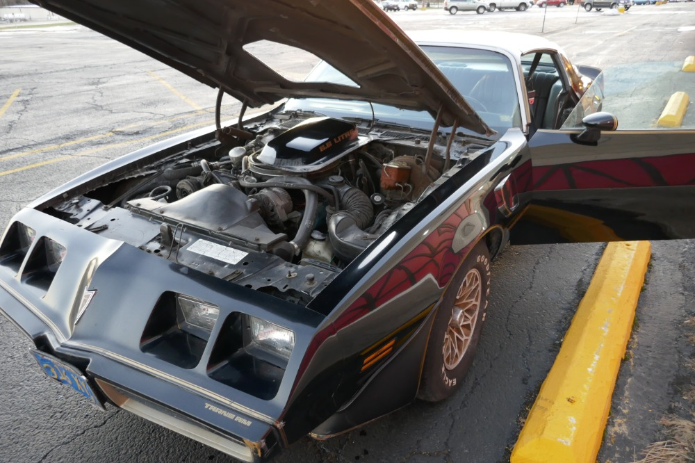 Used 1979 Pontiac Trans Am -REAL SMOKEY BANDIT Y84 SPECIAL EDITION PHS-CALI-BLUE PLATE-SEE VIDEO-   Mundelein, IL