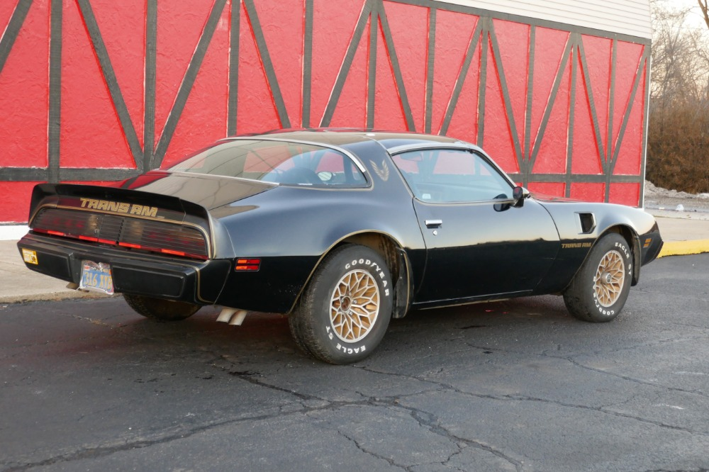 Used 1979 Pontiac Trans Am -REAL SMOKEY BANDIT Y84 SPECIAL EDITION PHS-CALI-BLUE PLATE-SEE VIDEO- | Mundelein, IL